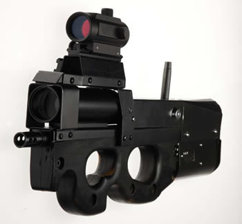 lasergame P90 Personal defence weapon